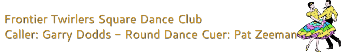 Frontier Twirlers Square Dance club